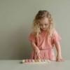 Kép 6/7 - Little Dutch xilofon gyerekeknek - pink