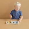 Kép 4/7 - Little Dutch xilofon gyerekeknek - kék