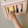 Kép 7/8 - Little Dutch készségfejlesztő kocka - pink