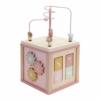 Kép 2/8 - Little Dutch készségfejlesztő kocka - pink