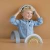 Kép 5/9 - Little Dutch szivárvány építő - kék