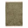 Kép 1/8 - Olíva pöttyös, 120x170 cm-es Little Dutch gyerekszőnyeg