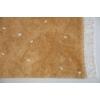 Kép 1/5 - Okker pöttyös, 120x170 cm-es Little Dutch gyerekszőnyeg