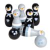 Kép 1/4 - Magni fa pingvines bowling játék