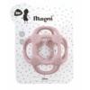 Kép 2/2 - Fejlesztő szilikon labda, rózsaszín Magni