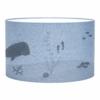 Kép 1/3 - Little Dutch gyerek lámpa sziluett óceán kék