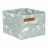 Kép 2/2 - Little Dutch tároló doboz óceán menta 15x15 cm