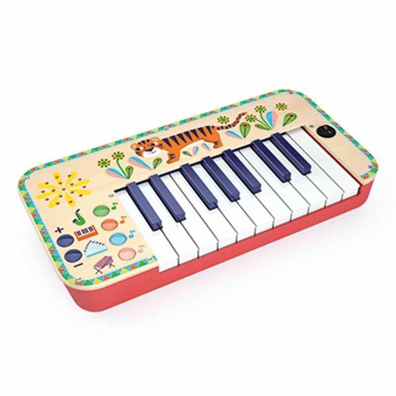 Játékhangszer - Szintetizátor - Synthesizer