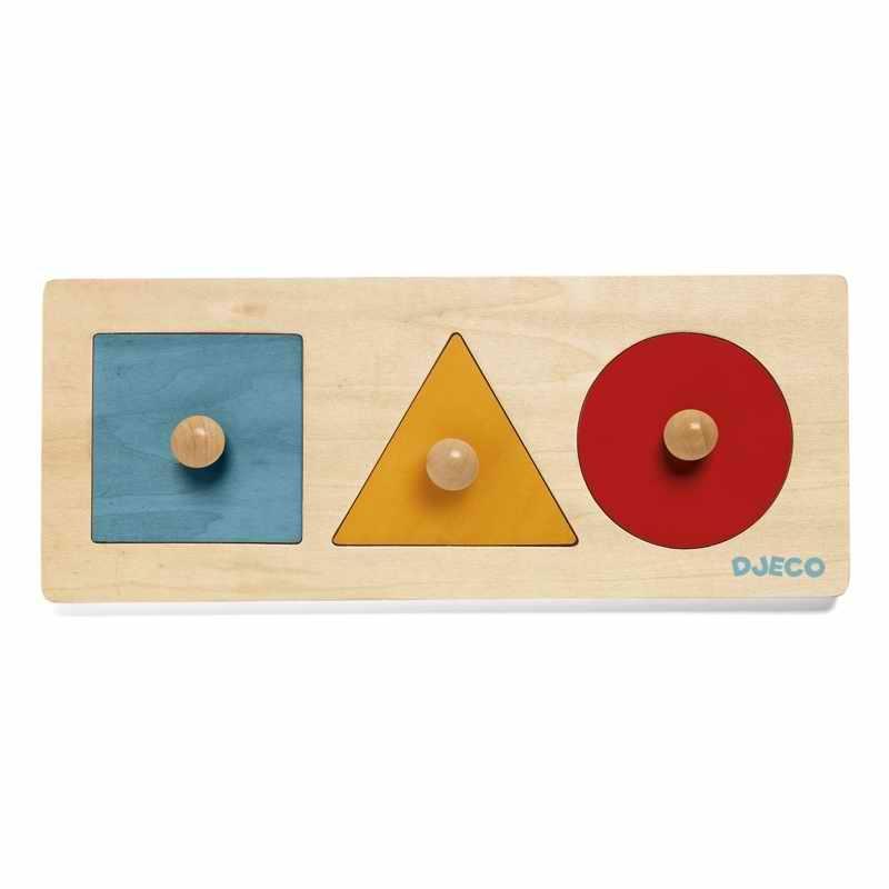 Formaillesztő, formaberakó - színek és formák - FormaBasic