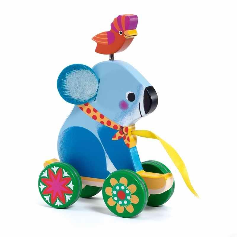 Húzható játék - Koala - Otto