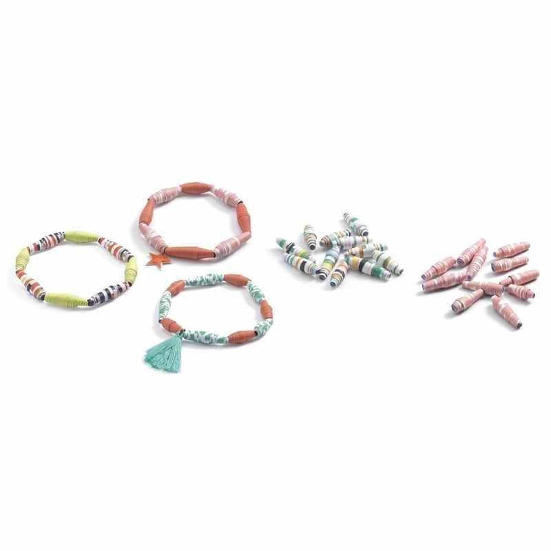 Ékszerkészítés - Tavaszi karkötők - Spring bracelets
