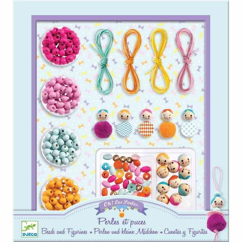Gyöngyfűzés - Fagyöngyök és figurák - Beads and figurines