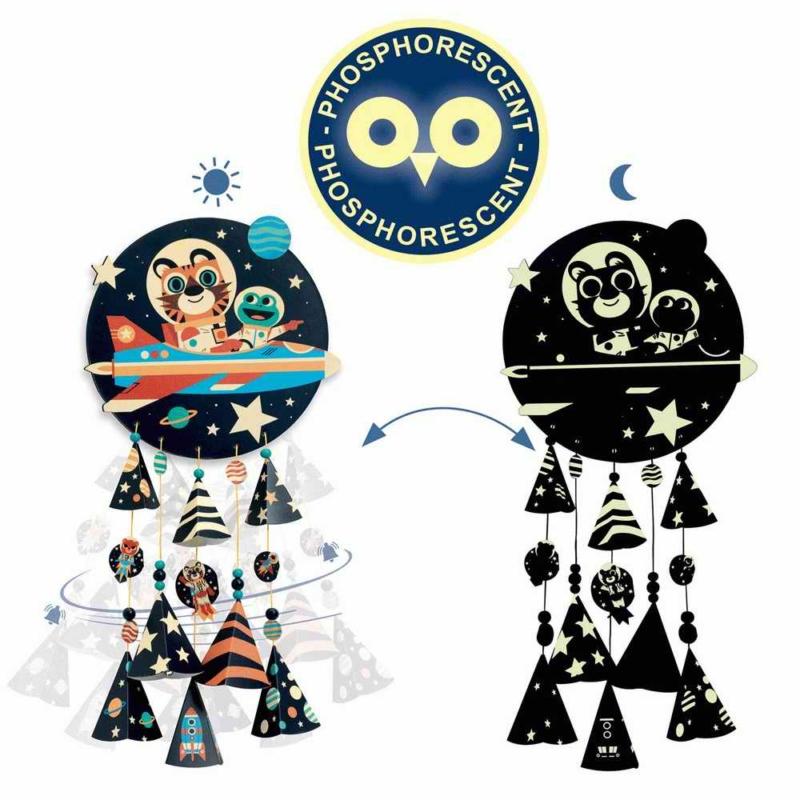 Űrhajós szélforgó - Stars - FSC MIX