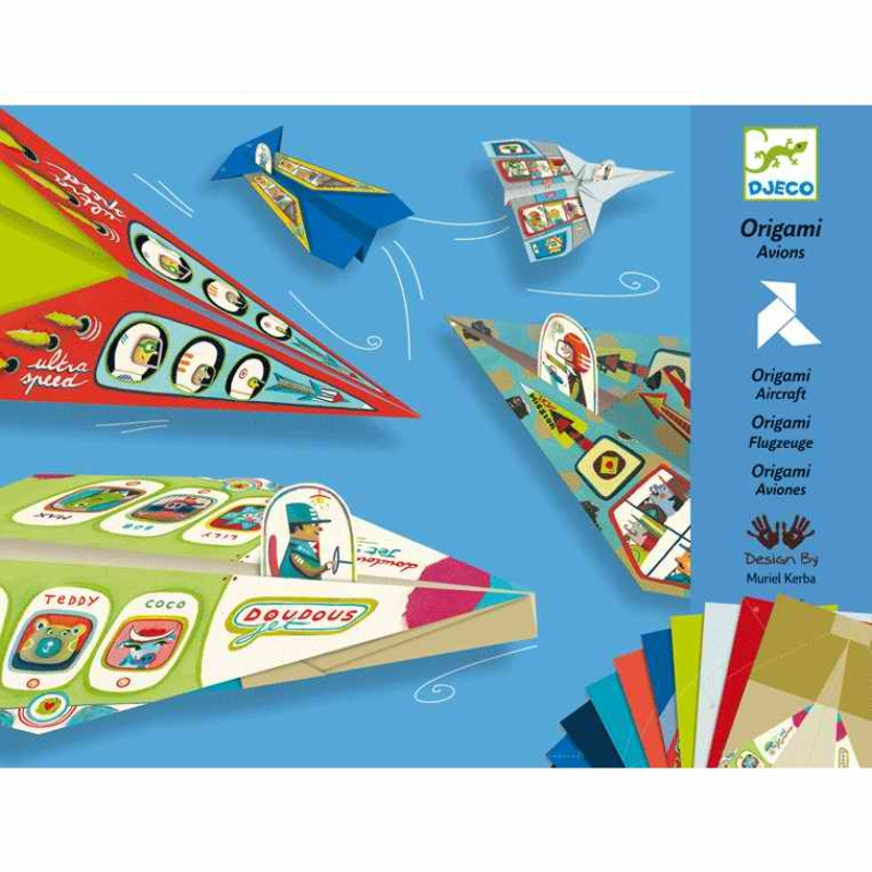 Origami - Repülők - Origami planes