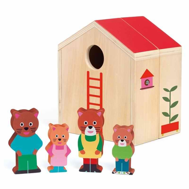 Mini babaház - Minihouse