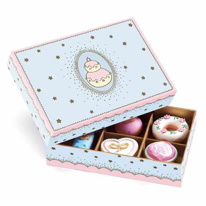 Hercegnők süteményei - Princesses' cakes