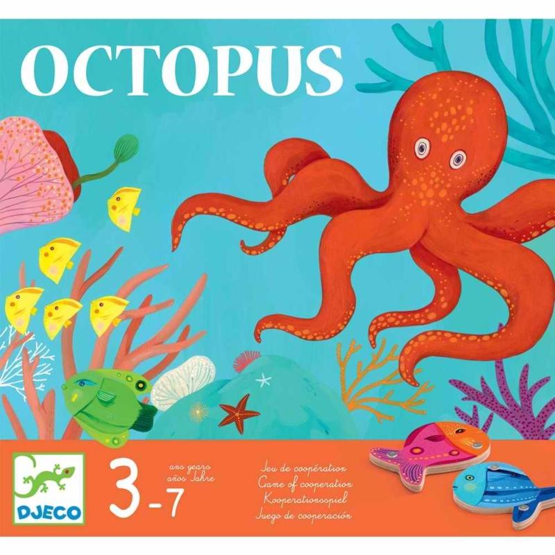 Társasjáték - Polip - Octopus