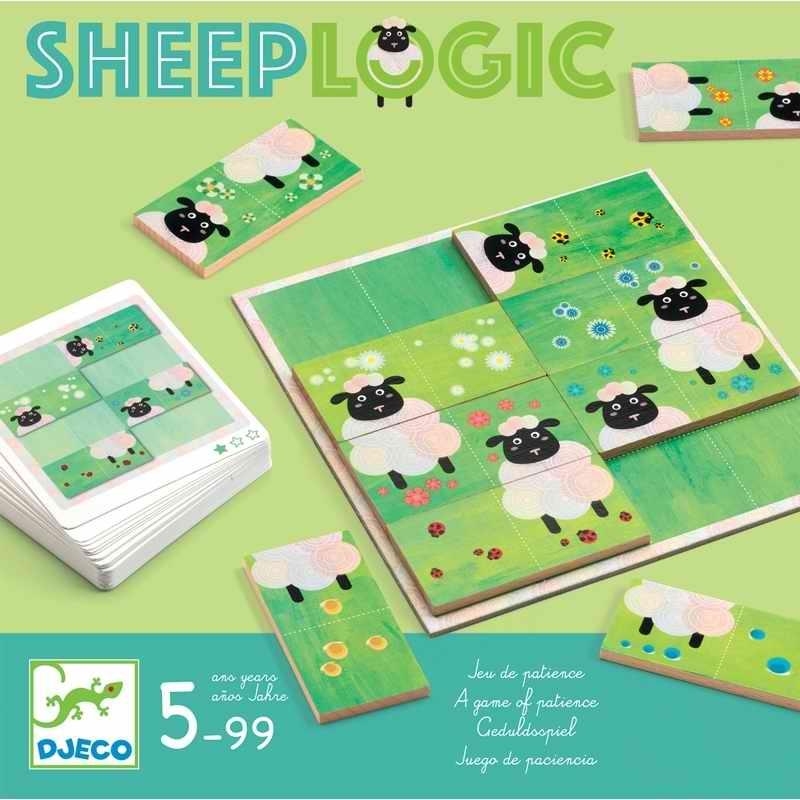 Logikai játék - Sheep logics