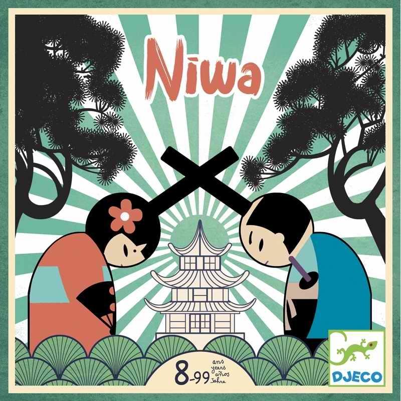 Társasjáték - Kert - Niwa