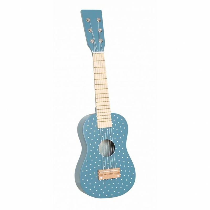 Gitár pasztell kék Jabadabado