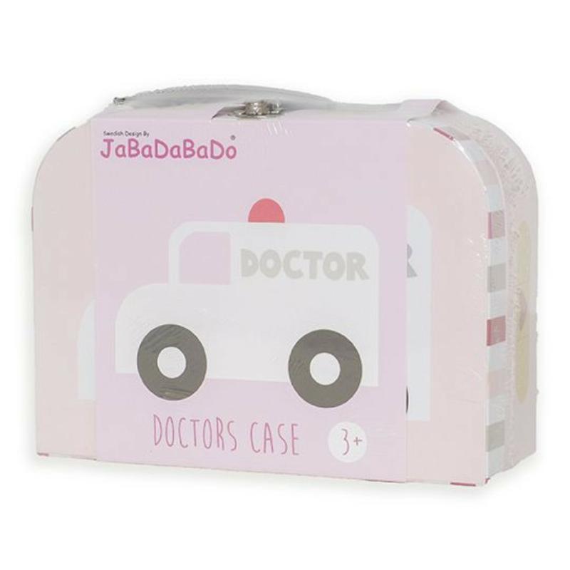 Orvosi táska pasztell rózsaszín Jabadabado