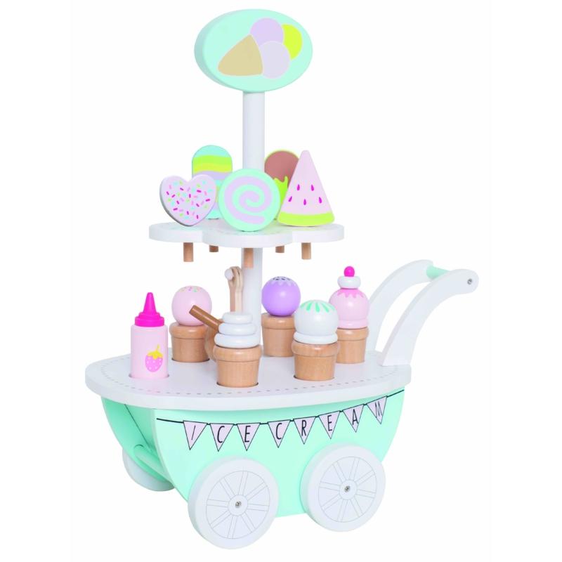Fagylaltos kocsi jabadabado