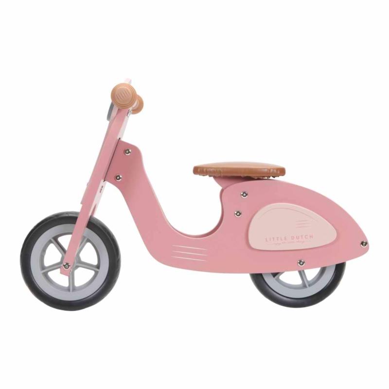 Little Dutch scooter pink