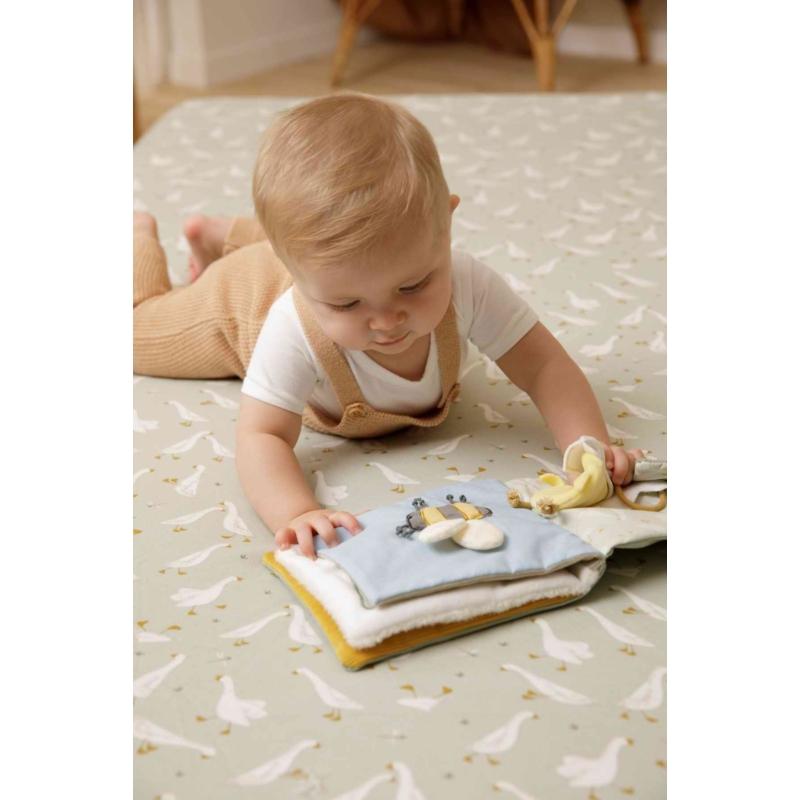 Little Dutch textil babakönyv - gúnáros