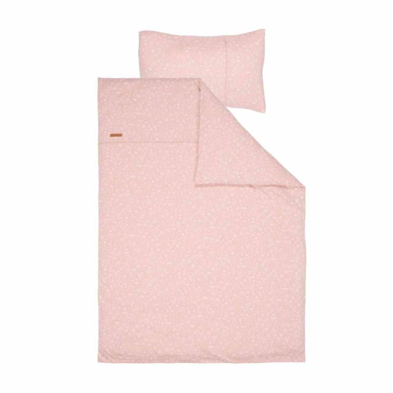 Little Dutch vad virágok pink babaágynemű szett