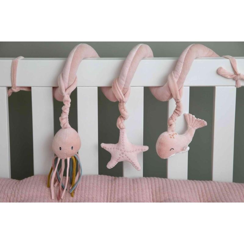 Little Dutch activity spirál tengeri állatok pink