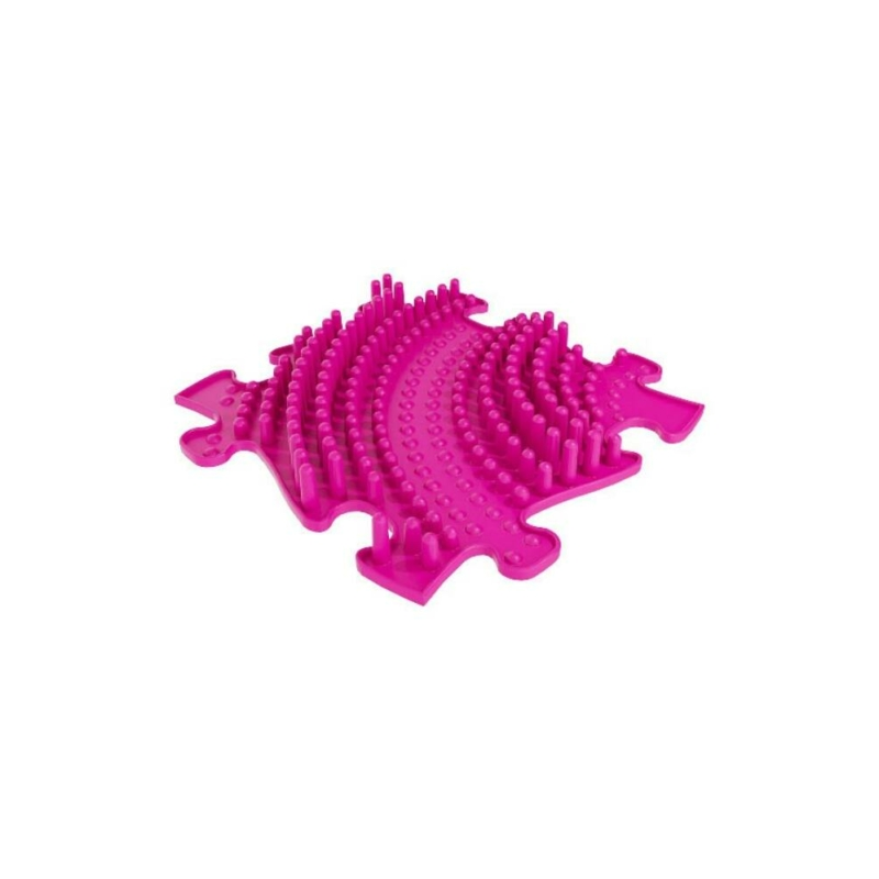 Muffik - kemény twister - rózsaszín