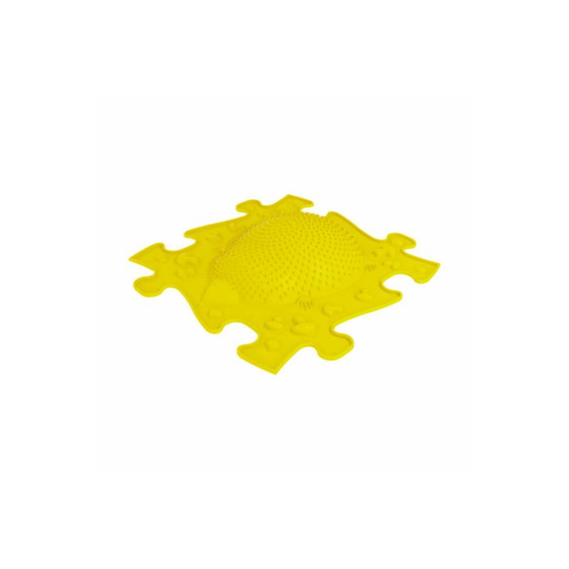 Muffik - kemény süni - sárga