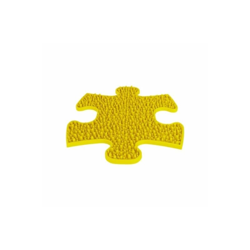 Muffik - MINI puha fű - sárga