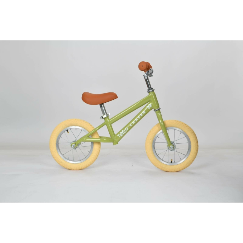 Tryco - Futóbicikli - Lágy zöld